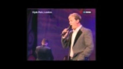 Westlife live at Bbc Proms part 2