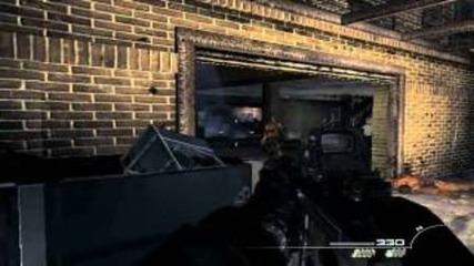 Modern Warfare Sp | Mission - Mind the gap