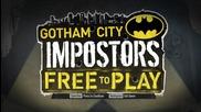 Gotham City Impostors - w/ Hristo