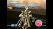 Transformers The Game Ps3 - Decepticon Mission 1 ''sand Storm'