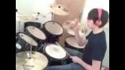 Slipknot Psychosocial Drum Cover