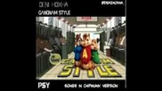 Psy ft. Alvin and the Chipmunks - Gangnam Style