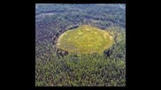 Sensation Alien spaceship found in Russia Patomskiy Crater Tunguska Event