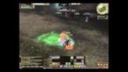 Lineage 2 God Rogue vs Rogue  Archer  Wizard  Warrior  Enchanter