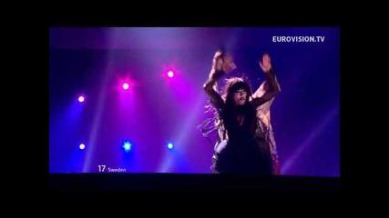 Loreen - Euphoria - Евровизия 2012 Финал
