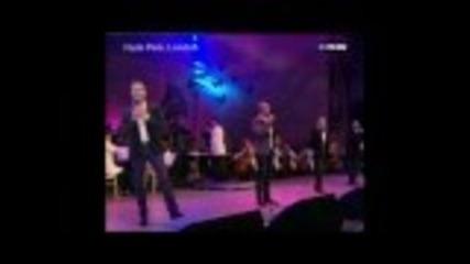 Westlife at Bbc Proms part 1