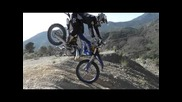 Stunt с Ендуро