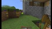 Minecraft-village-survival-ep.1