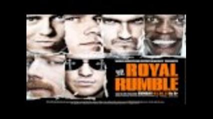 royal rumble 2011 titantron wwe