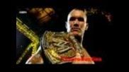 Randy Orton Punt Kick