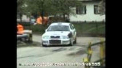 Skoda Octavia Wrc pure engine sound