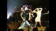 Anahi ft. Christian - Libertad Live 26/03/2011