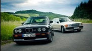 Ревю на Bmw E30 M3 Vs Mercedes-benz 190e 2.3-16