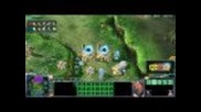 Huk vs Artosis - Pvz - Lost Temple - Starcraft 2