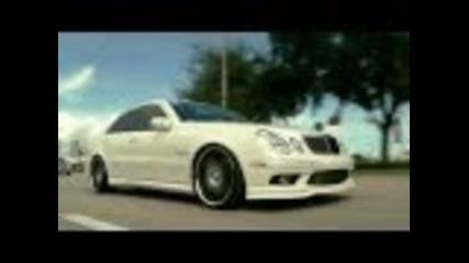 Mercedes E55 на 20