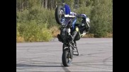Motard stunt 2008 Riders of the North
