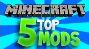 Top 5 Mods For Minecraft 1.2.5