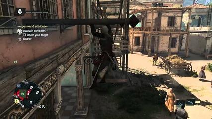 Assassin's Creed Stealth Gameplay Walkthrough Video | Assassin's Creed 4 Black Flag [uk]