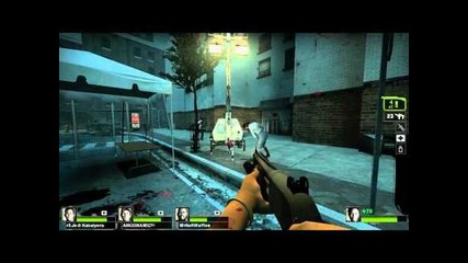 Left 4 Dead 2 | Suicide Blitz 2 Easter Egg Chapter 1