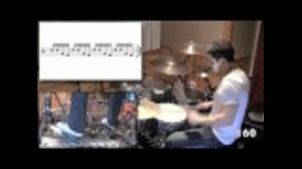 How to play Avenged Sevenfold - Nightmare on Drums