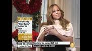 Mariah Carey Snow Bunny Quilted Ski Skirt
