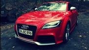 ' 2013 / 2014 Audi Tt Rs (8j) ' Test Drive & Review - Thegetawayer