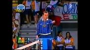 Атина 2004 | Финал на мъжкия волейболен турнир: Италия – Бразилия (сет 4)
