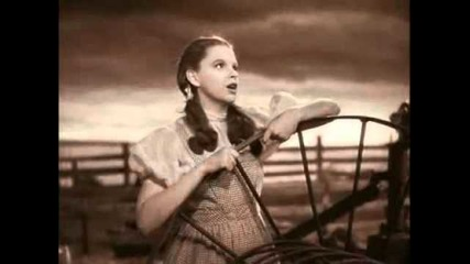 Judy Garland-somewhere over the Rainbow-the Wizard of Oz (1939) Bg Subs