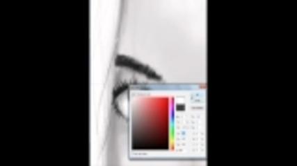 Рисуване на Миранда от Mass Effect 2