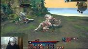 Спаски срещу босс Слеър левел 53 (naga Battlemaster)