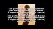 Britney Spears - Black widow {with lyrics}