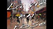 J'ouellette ® Tv - Силата на шега - глагол Vivre (да живее) - Научете парижки френски онлайн