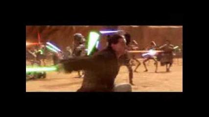 Star Wars - Last man standing