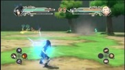 Naruto Shippuden Ultimate Ninja Storm Generations - Pts Sasuke (chunin Exams) Vs Tsunade (hd)
