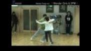 Wooyoung & Sunye Tango - Nobody