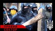 Десен сектор - Украинската революция 2014