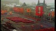 """Парад в Москва по случай ''октомврийската революция"""" 7 ноември 1979 година ."""