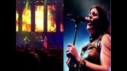 Nightwish - Ghost Love Score - Floor & Tarja Duet Singing Together - Version 2