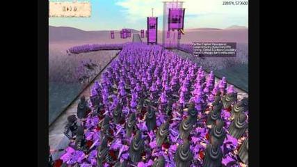 300 Наемни убийци срещу 3000 Персийци