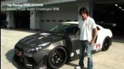 Top Racing R35gt-r Hks Gt800r review