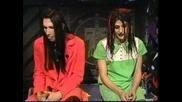 Marilyn Manson Headbangers Ball Interview 1995
