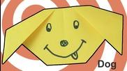 Оригами куче - лесен урок за деца