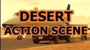 Gta Iv Desert: Action Scene [5/7]