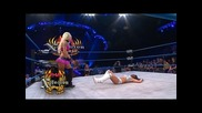Xplosion Match: Brittany vs. Angelina Love for the Knockouts Title