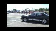 Audi V8 Turbo Vs Opel Corsa Turbo