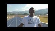 """""""faster Than Lightning"""" feat. Usain Bolt - Dj Steve Porter Remix"""