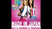 Zendaya & Bella Thorne - Made in Japan Full Song