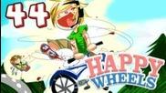 Shane Dawson Is Out Of Control! - Happy Wheels - Part 44