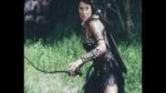 Зина принцесата-войн soundtrack (бг,кавал свири)