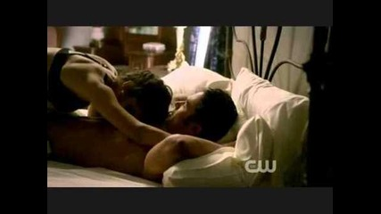 Sexiest Moments-the Vampire Diaries